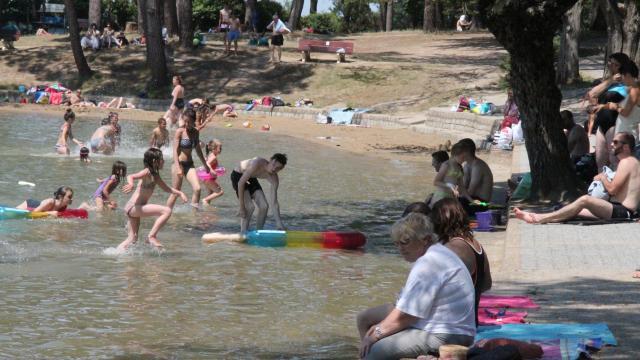 Vannes la baignade r duite apr s les piq res la piscine for Club piscine lafontaine
